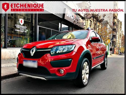 Renault Sandero Stepway Privilege 1.6 Impecable Etchenique