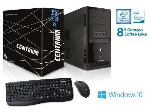 Computador Intel Centrium Fasttop Intel I7 8gb Ssd A! 120gb