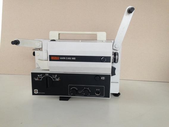 Projetor De Filmes Super 8mm Eumig