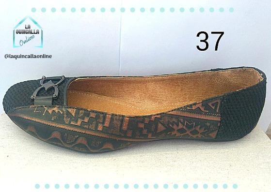 Oferta Zapatillas Para Dama 100% Cuero (producto Nuevo)