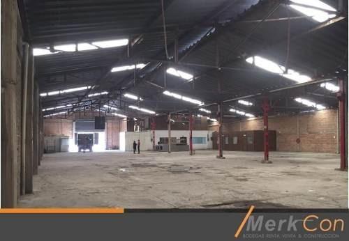 Bodega En Venta 1791 M2,col. Ferrocarril, Guadalajara, Jalisco, Mexico 1