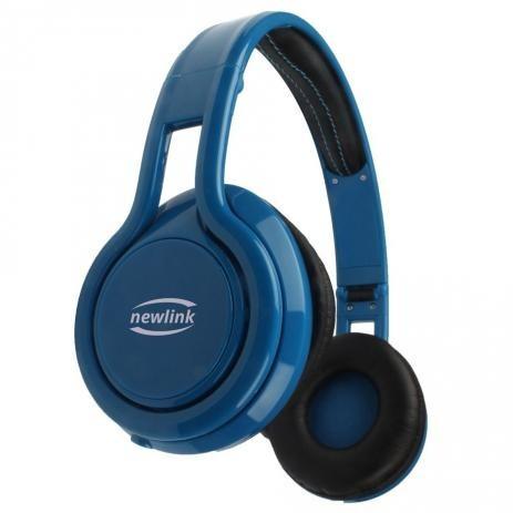 Fone De Ouvido Headset Energy Azul Hs111