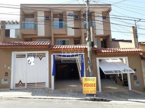 Imagem 1 de 1 de Sobrado Para Venda No Bairro Vila Pierina, 3 Dorm, 1 Suíte, 4 Vagas, 145 M - 1621