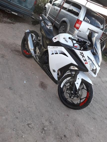 Kawasaki Ninja 300 Zx3r