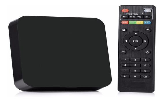 Conversor Smart Tv 3gb Ram 16gb Android Atualizado Netflix