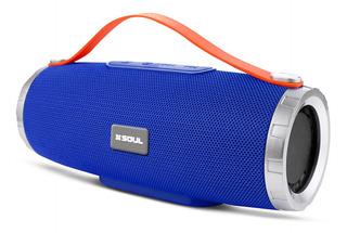 Parlante Portátil Bluetooth Soul Manos Libres Riff Xs250 Usb