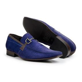 63cd6c995b Mocassim Masculino Azul Royal - Sapatos para Masculino no Mercado ...