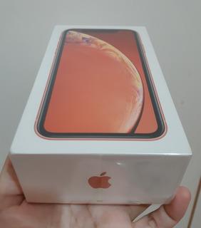 (lacrado) iPhone Xr Apple Coral 64gb