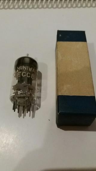 Válvula De Rádio Miniwatt Ecc81 Ou 12at7