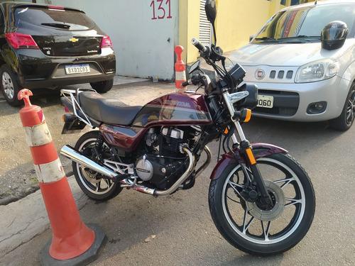 Imagem 1 de 10 de Honda  Cb 450 Dx