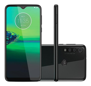 Smartphone Motorola Moto G8 Play Xt2015 Android 32gb Preto