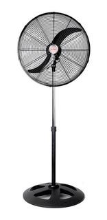 Ventilador Industrial Axel Pie 24 Palas Metálicas Reforzado