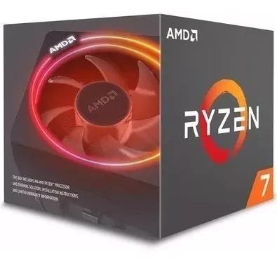 Processador Amd Ryzen 7 2700 Lacrado