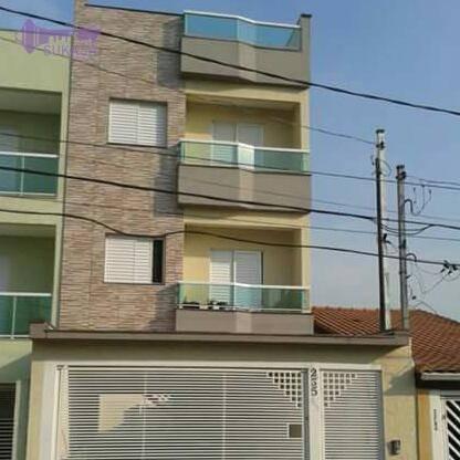 Cobertura Com 2 Dormitórios À Venda, 126 M² Por R$ 425.000,00 - Vila Humaitá - Santo André/sp - Co0451