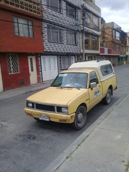 Chevrolet Luv 1600 3 Puertas Modelo 88