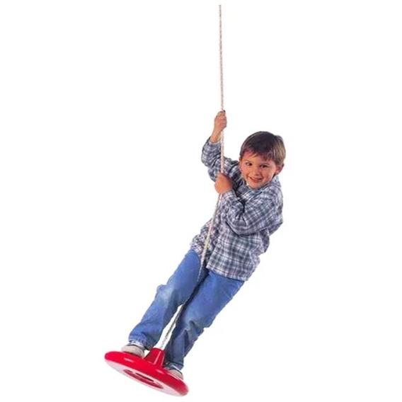 Hamaca Columpio Disco Voladora Tarzan Rotoys 4 A 10 Años