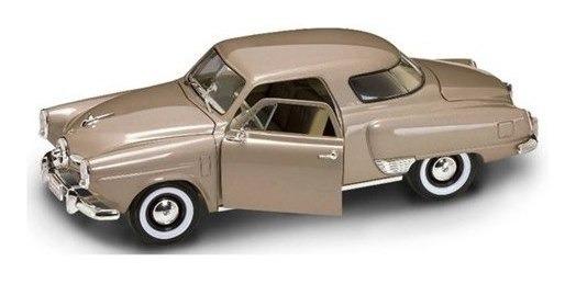 Miniatura Carro Studebaker Champion 1950 1:18 Yat Ming 92478