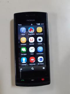 Celular Nokia 500 Operadora Vivo Sem Acessórios