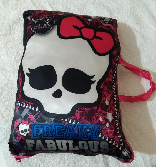 Travesseiro Com Diário Secreto Monster High - Fun Divirta-se