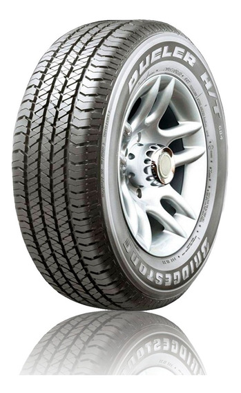 Pneu Aro 18 265/60r18 110h Bridgestone Dueler H/t 684ii