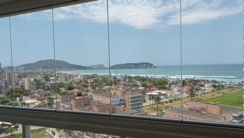 Apartamento Com 3 Dormitórios À Venda, 111 M² Por R$ 1.250.000,00 - Enseada - Guarujá/sp - Ap11272