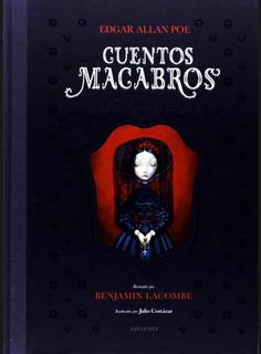 Cuentos Macabros Ilustrados Edgar Poe