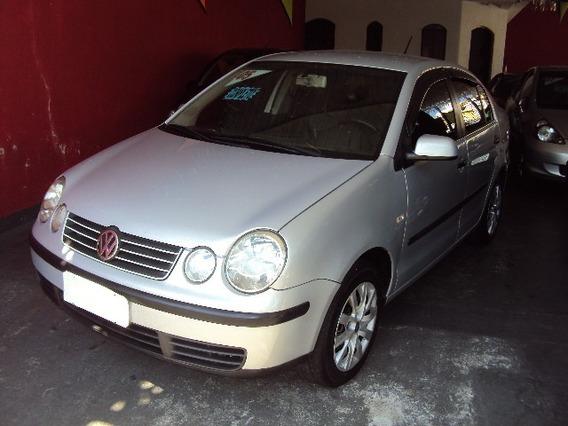 Vw Polo Sedan 1.6 - 2005, Carro Impecável