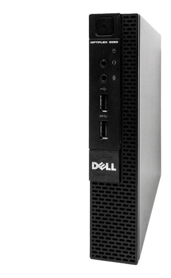 Computador Dell Slim 4gb Ram 500gb Hd Windows Pro Original