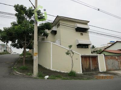 Casa 03 Pavimentos No Bairro Caonze, Nova Iguaçu.