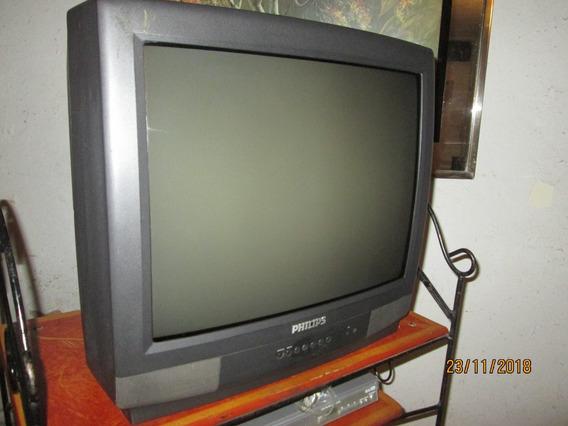 Televisor Philips 21 Convencional Oferta .