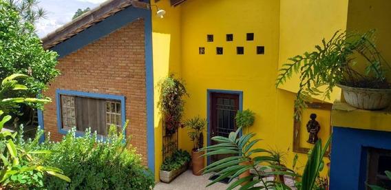 Casa Em Chácara Recanto Verde, Cotia/sp De 160m² 2 Quartos À Venda Por R$ 299.900,00 - Ca261983