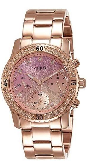 Reloj Guess Ladies Confetti W0774l3 Nuevo Y Original Caja