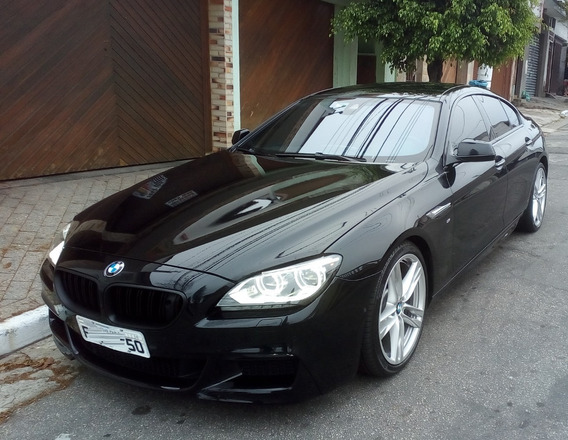 Bmw 650i Gran Coupê V8 4.4 Bi-turbo Gasolina 4p