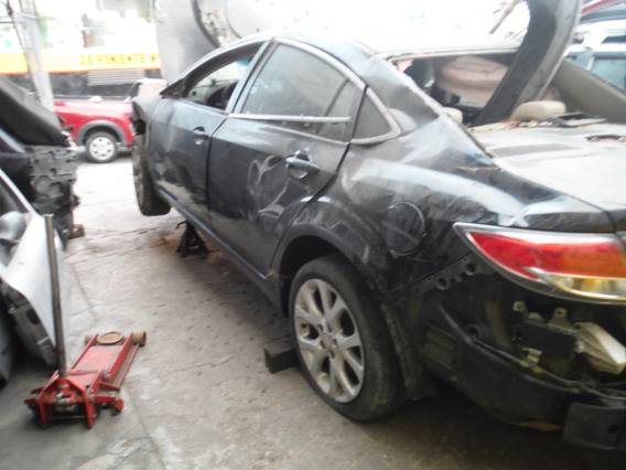 Mazda 6 2011 Por Partes Refaciones Piezas Desarmos Accesorio