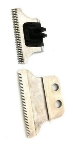 Imagen 1 de 1 de Repuesto Cuchillas Para Patillera Kemei 9163
