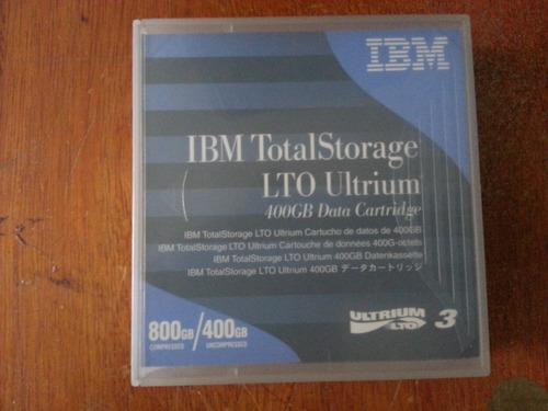 Cartucho De Data  ( Ibm ) Lto Ultrium 3 400/800gb