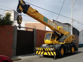 Grúas - Maquinaria Kobelco Rk 250 30 Toneladas