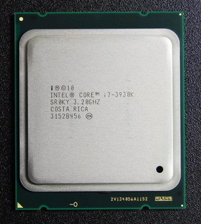 Procesador Intel Core I7 3930k