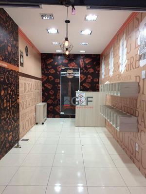Salão Para Alugar, 25 M² Por R$ 3.500/mês - Centro - Campinas/sp - Sl0126