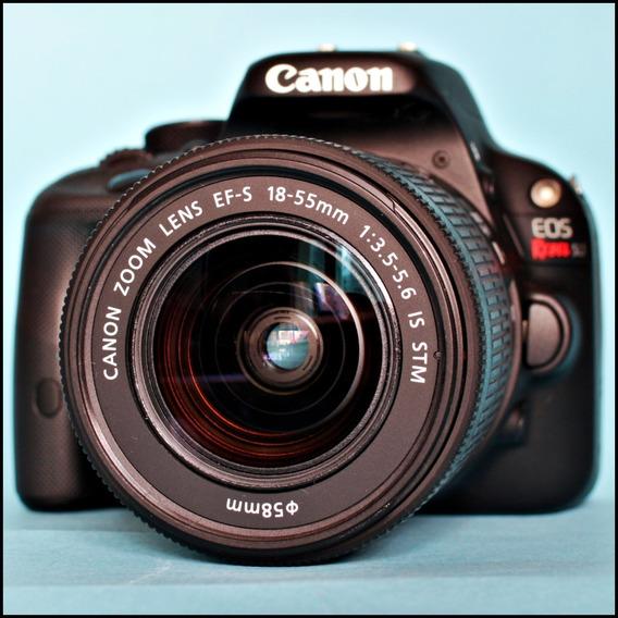 Canon Sl1 - 1.153 Clicks Uma Mini Canon T5i