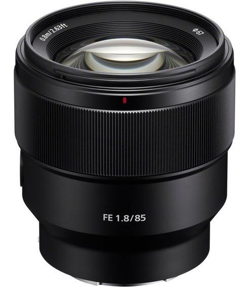 Lente Sony Fe 85mm F1.8