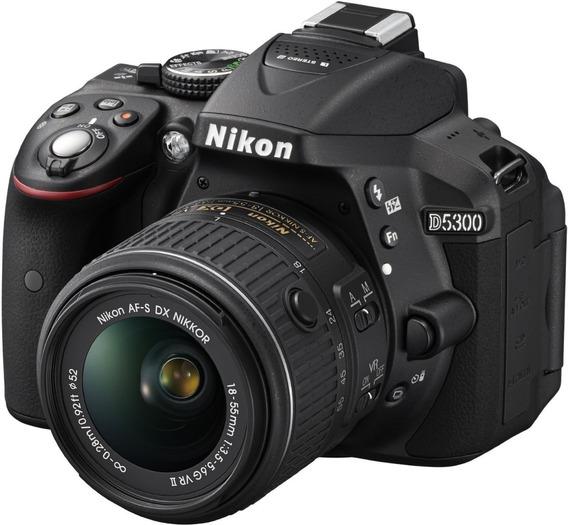 Camera Dslr Nikon D5300 + Brindes