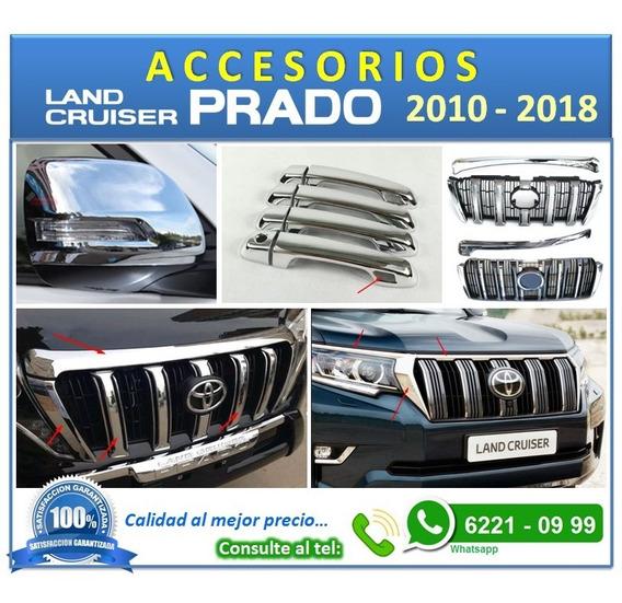 Cromados Y Accesorios Para Toyota Prado 2019 - 2010