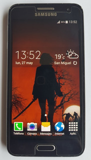 Samsung Galaxy A3 2015 Blue 16gb Excelente Negociable