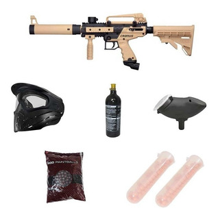 Marcadora Paintball Tippmann Cronus Tactical Combo