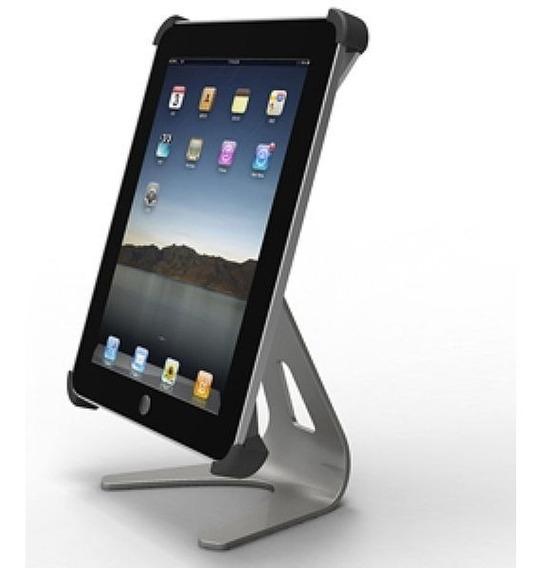 Suporte De Alumínio Para iPad Loctek Com Rotação De 360°