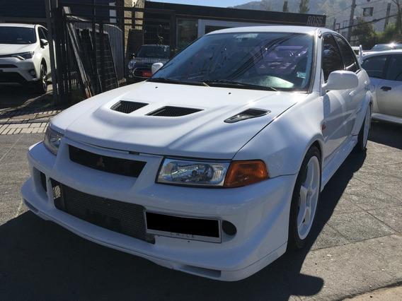 Mitsubishi Lancer Evolution Vi 1999