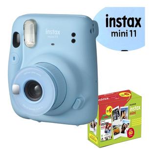 Câmera Instax Mini + Filme 60 Fotos Combo Econômico