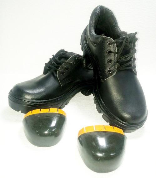 Ne Art 108 Talles Especiales Zapato Trabajo Caucho Krapert