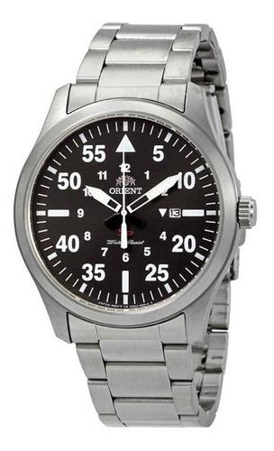 Reloj Hombre Deportivo Orient Sp Calendario 3atm Fung2001b
